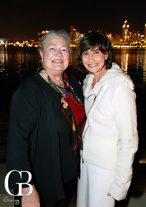 Diane Wiley and Jennifer Gordon