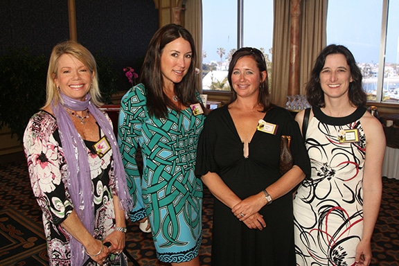 Dianne Rohan, Trish Alessio, Charlotte Riley and Wendy Andrey.JPG