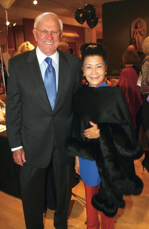 Dick Woltman and Claire Reiss +.JPG