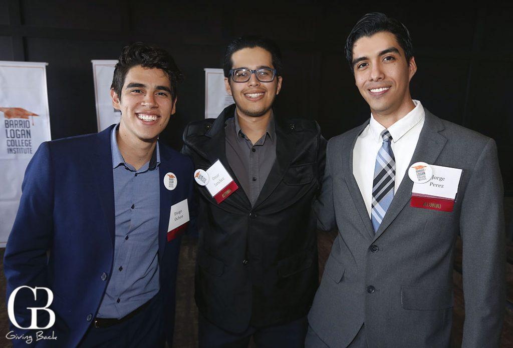 Diego Ochoa  Omar Sanchez and Jorge Perez