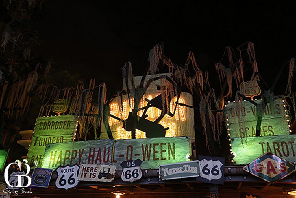 Disney Halloween Time