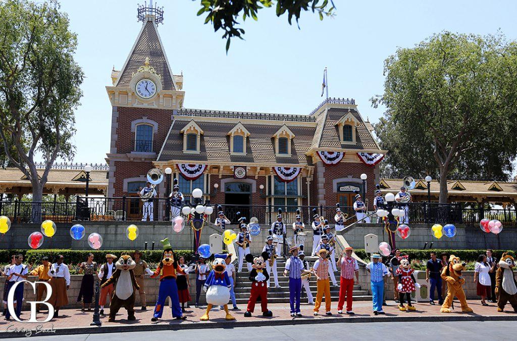 Disneyland s nd Birthday