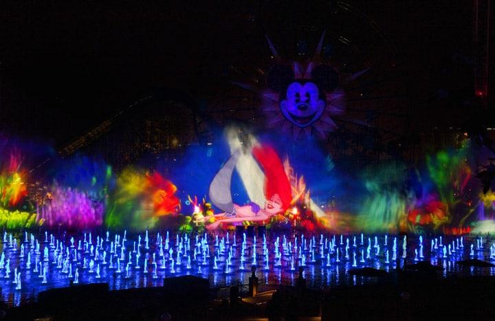 Disneys World of Color
