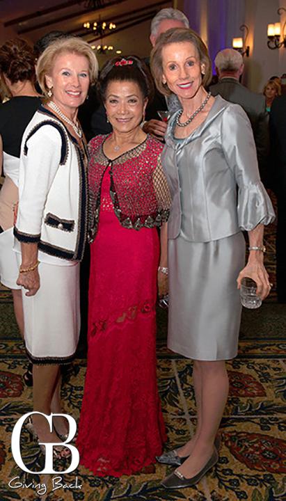Dita Baker  Claire Reiss and Joyce Dostart