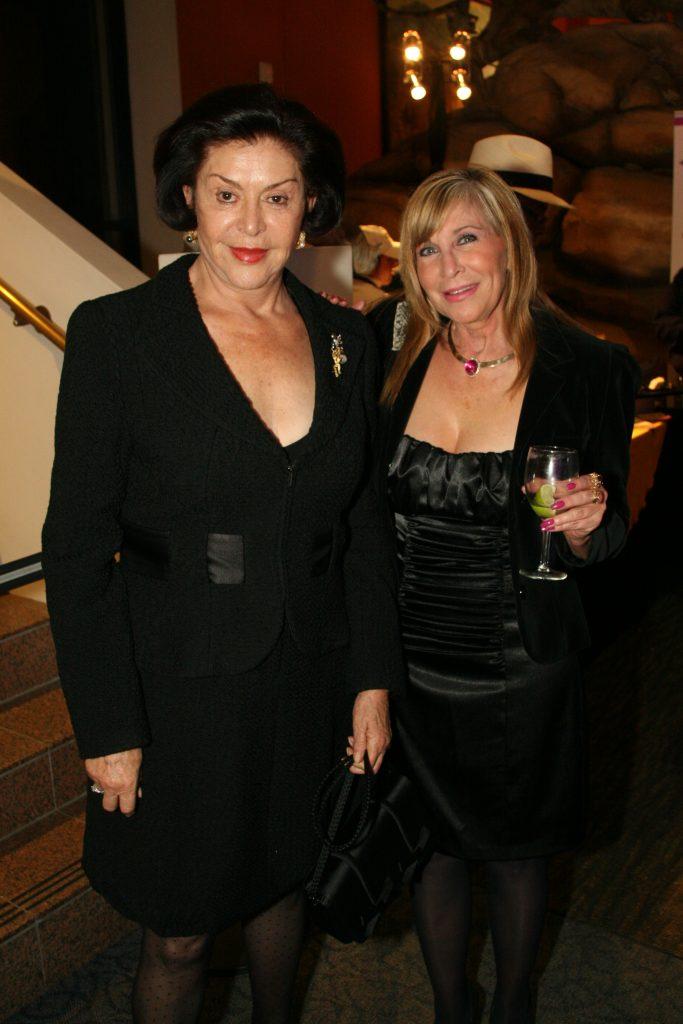 Dolores Clark and Jeanne Rosenberg.JPG