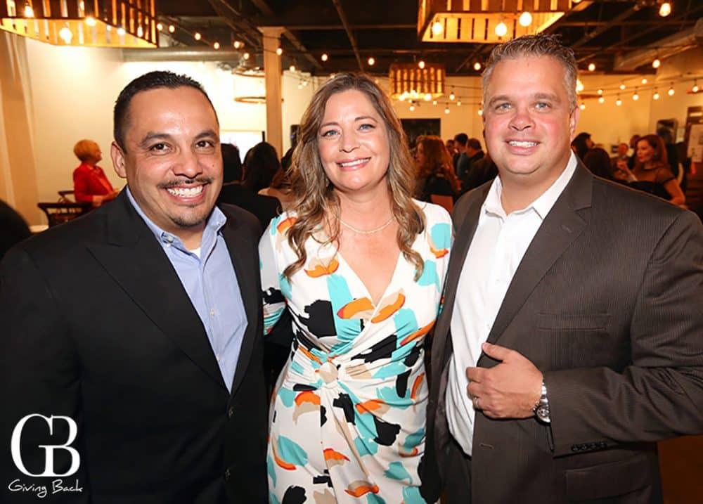 Dominic Morales  Alethea Arguilez and Bob Musso