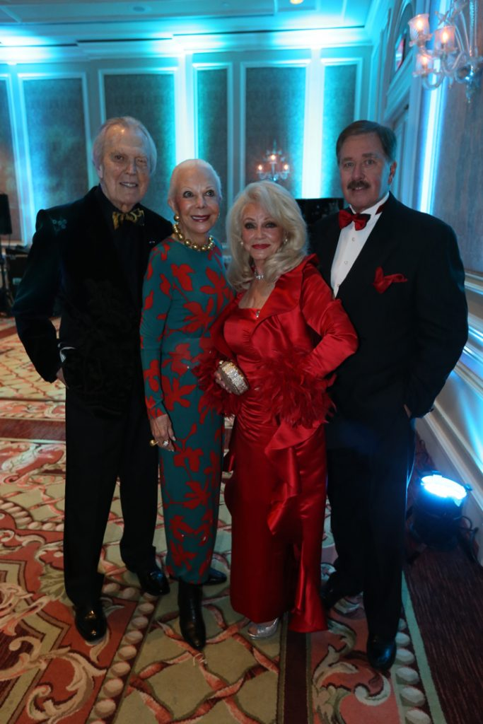 Don Breitenberg and Jeanne Jones with Phyllish and John Parrish.JPG
