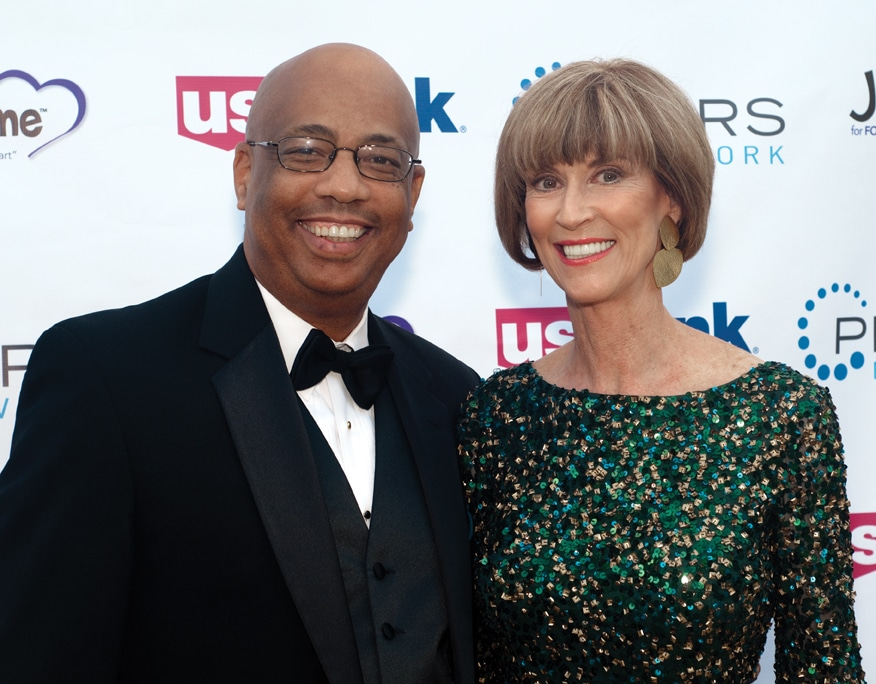 Don Wells and Diane Cox