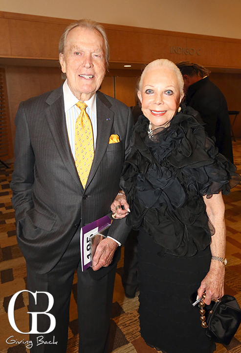 Don Breitenberg and Jeanne Jones