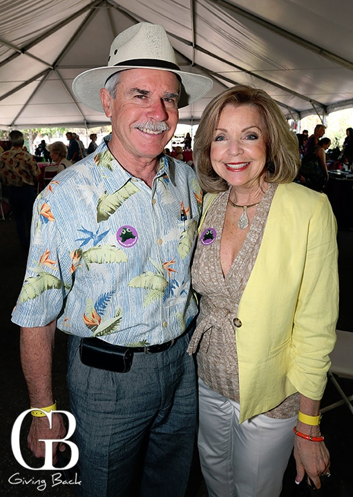Don Parent and Rhonda James