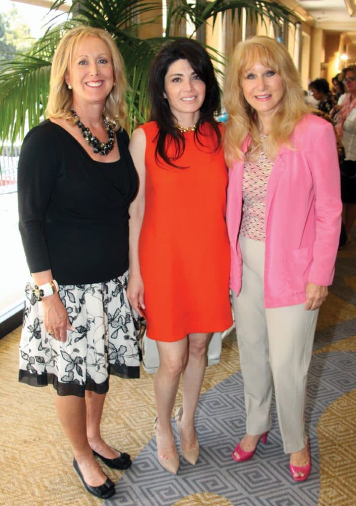 Donna Papera, Alma Clarke and Pam Strickler +.JPG