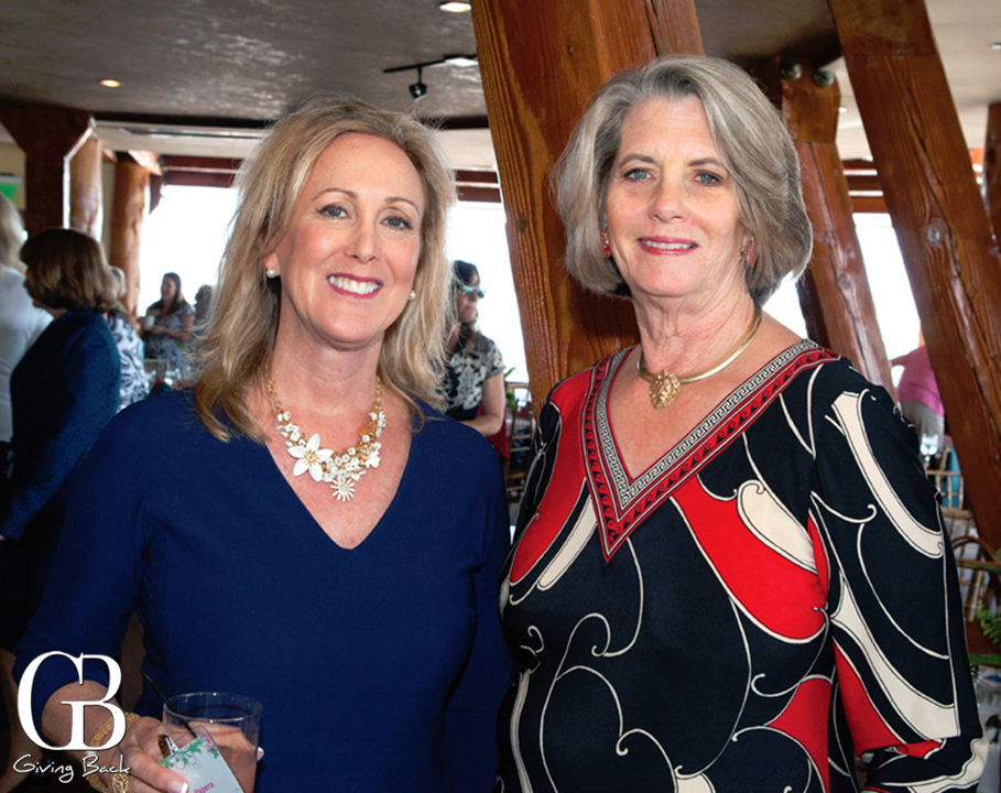 Donna Papera and Julie Cardee