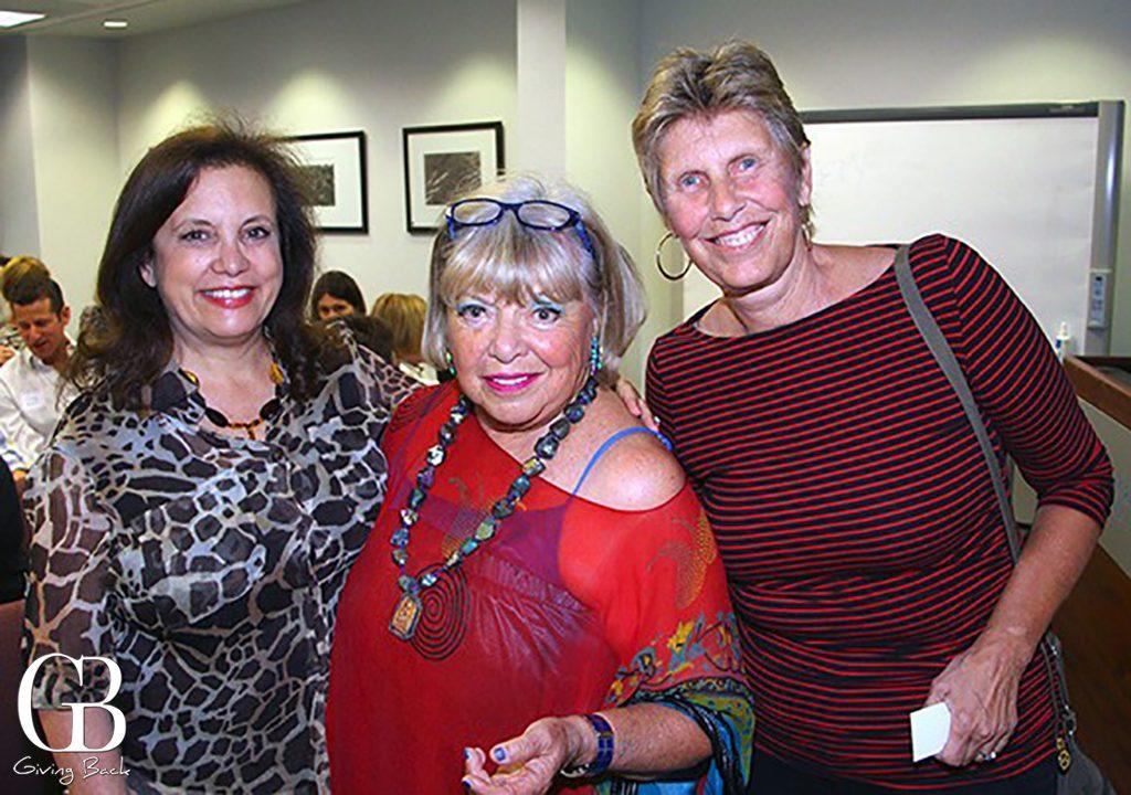 Doreen Schonbrun  AJ Genis and Molly Jaeger Begent