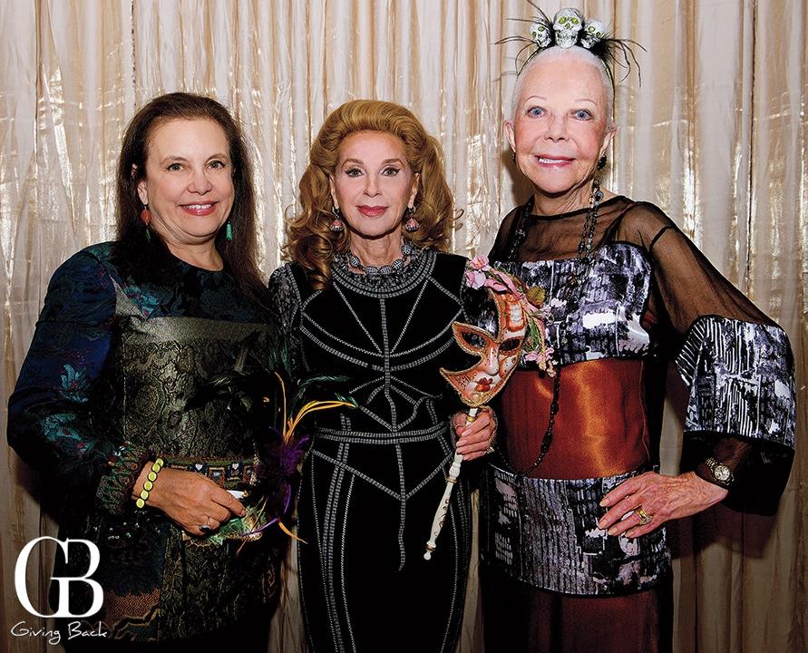 Doreen Schonbrun  Reena Horowitz and Jeanne Jones