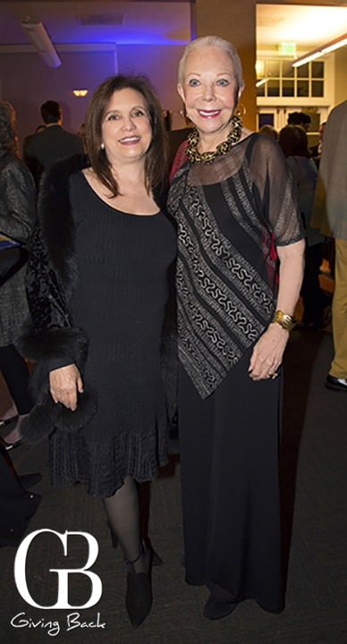 Doreen Schonbrun and Jeanne Jones