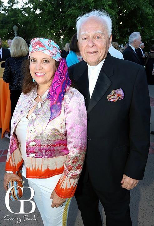 Doreen and Myron Schonbrun