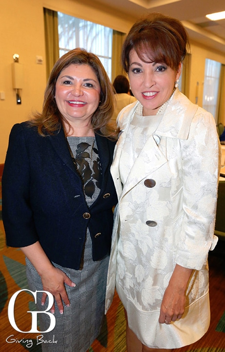 Dorene Dominguez and Carrie Lopez