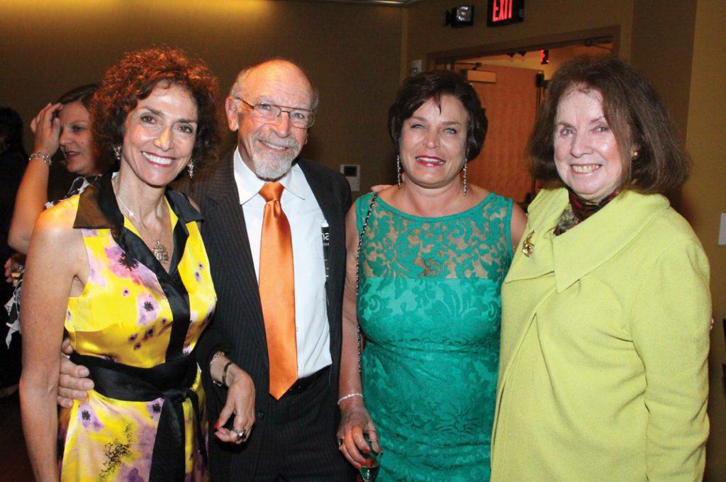 Doris Gattas, David Tansey, Wendy Gillespie and Kathleen Roche Tansey.JPG