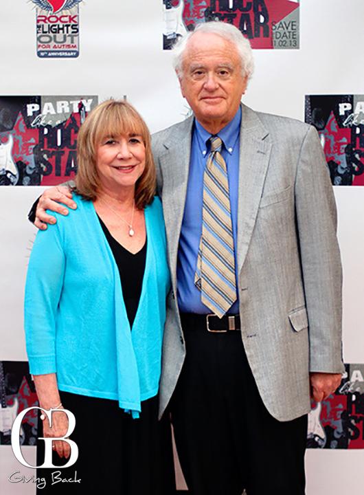 Doris Trauner and Richard Stanford