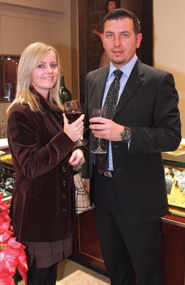 Dorota and Kiril Strostranov
