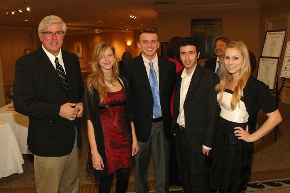 Doug Green and his Students.JPG
