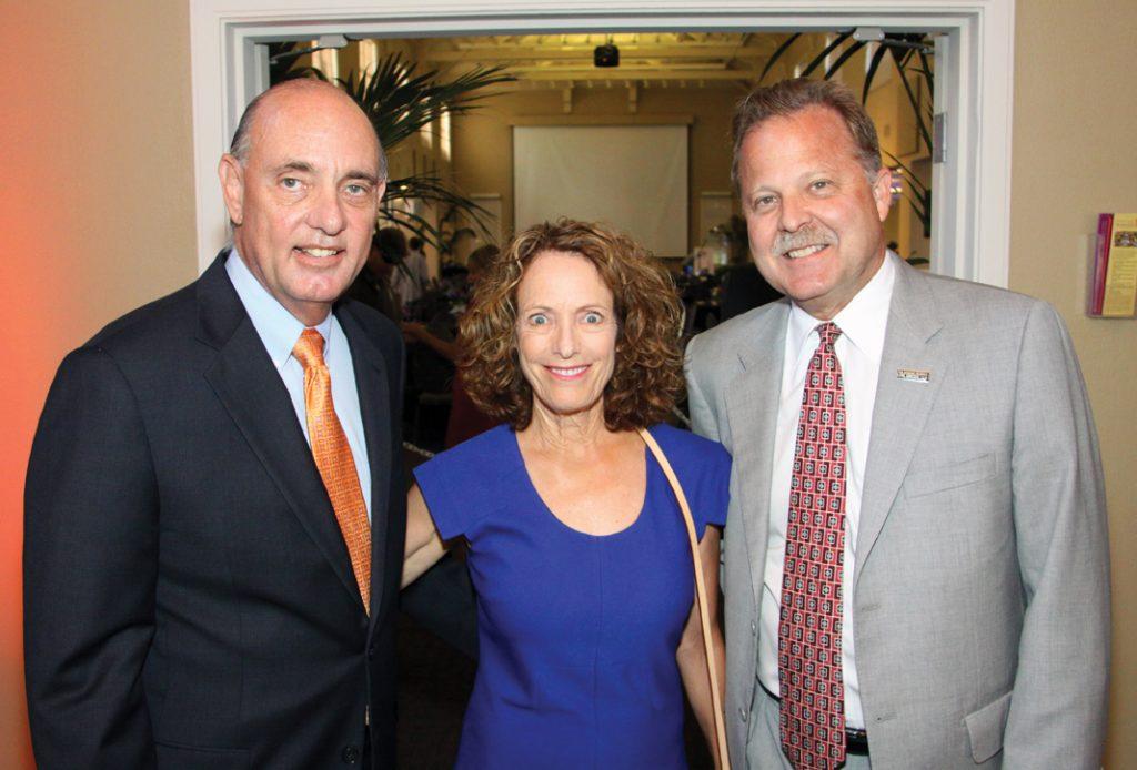Doug Sawyer, Linda Katz and Richard Ledford.JPG