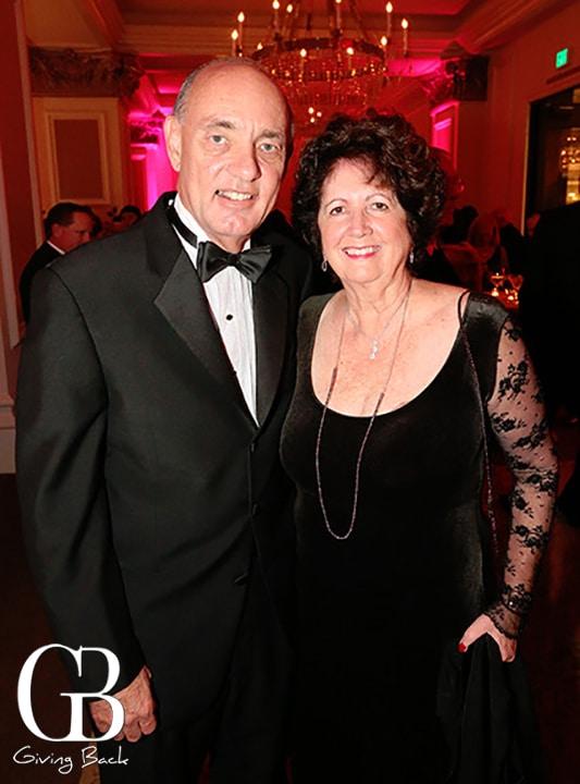 Doug and Marilyn Sawyer