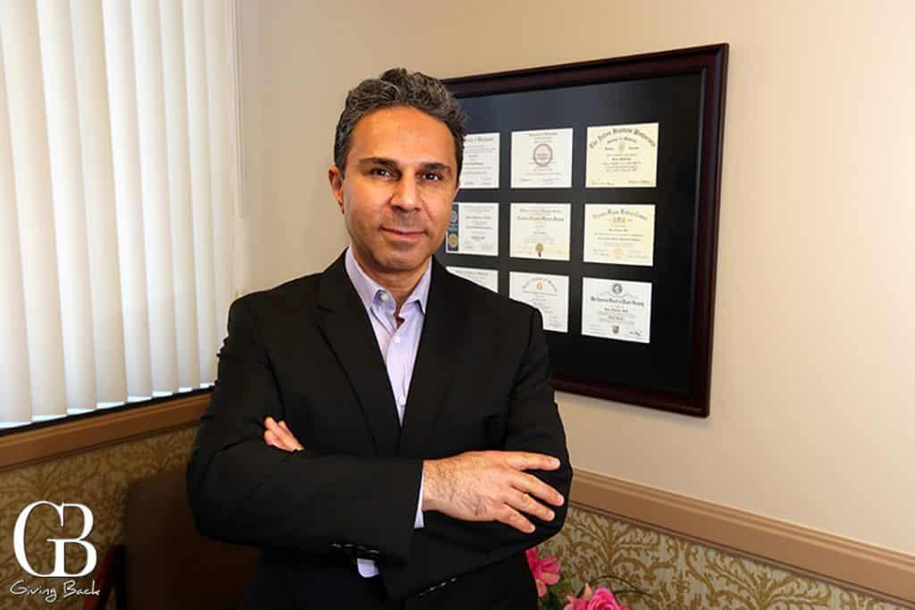 Dr. Sadrian