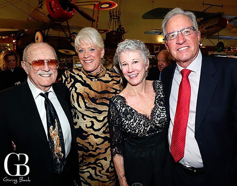 Duane Pillsbury  Joan Embery  Judy and Dennis Scharer