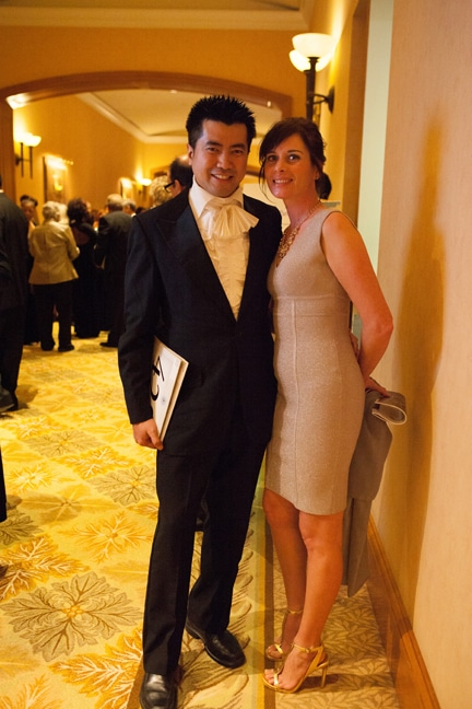 Duc Le and Kimberly Uecker
