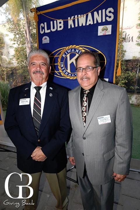 Dudley Mills y Sergio Rosas