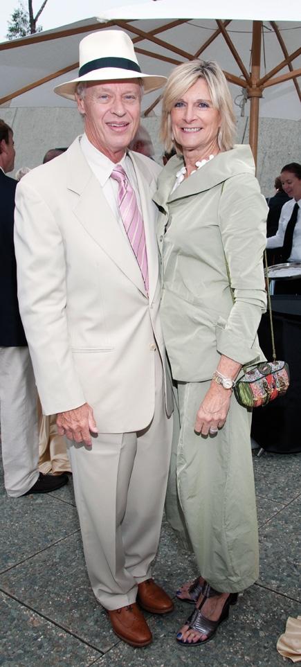 Duke and Judith Johnson