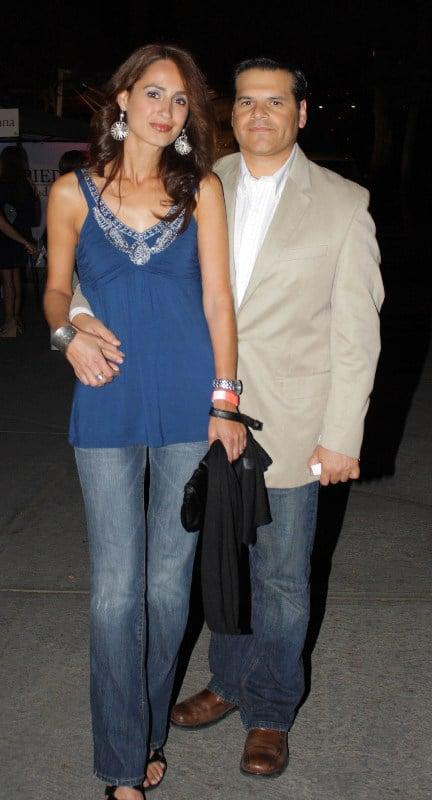 Dulce Rebeil y Marco Troncoso