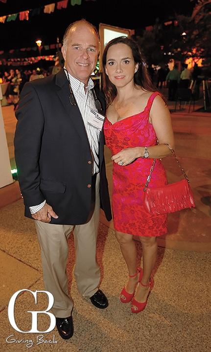 Earl and Fabiola Roberts
