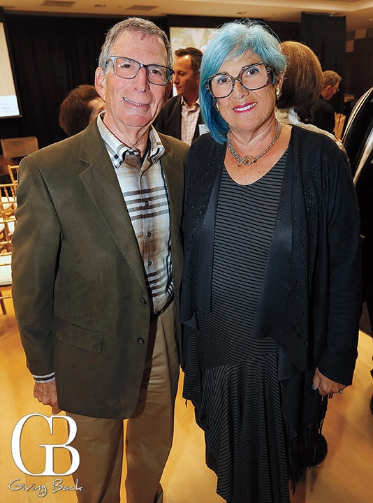 Ed Carnot and Pamela Carnot