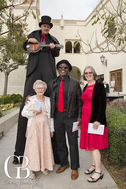 Edie Akita  Johny High Hat  David Lay and Betty Hofman