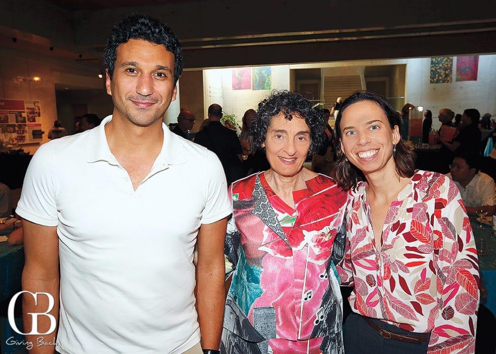 Eiman Azim  Carla Shatz and Diana Hargreaves
