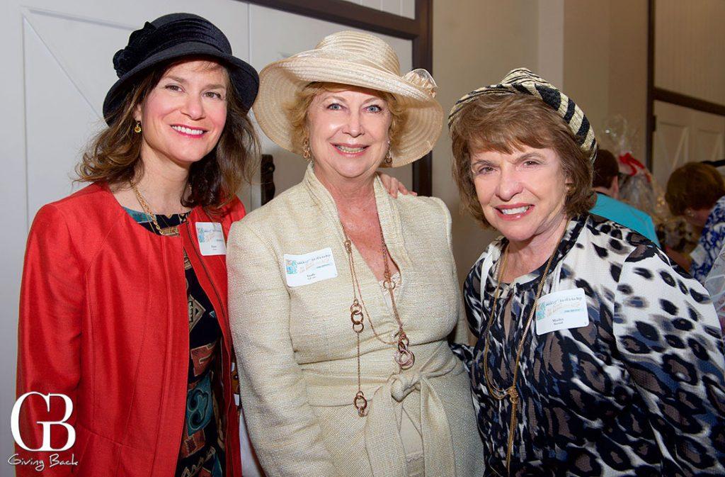 Elaine Greco  Linda LaCom and Marilyn Marshall