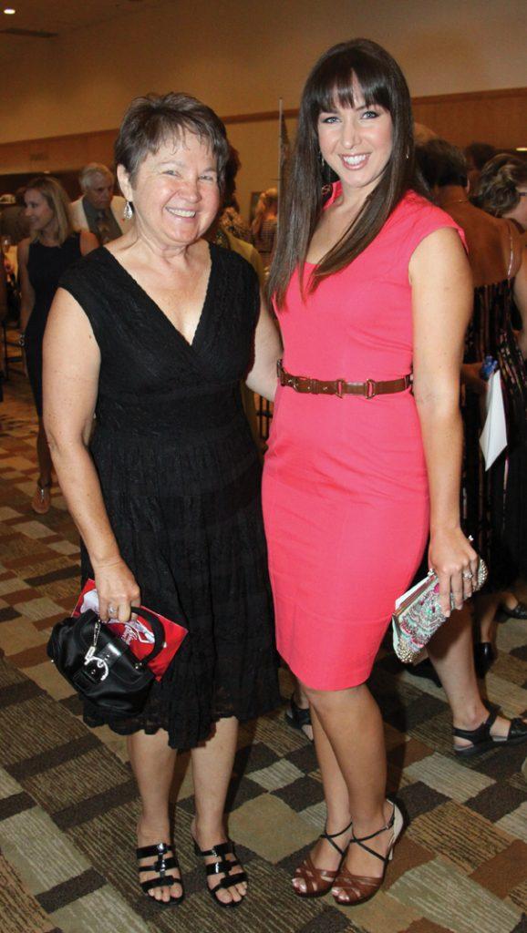 Eleanor Blosser and Julie Fought.JPG