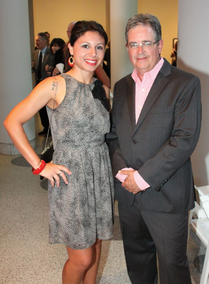 Elena Incardona and Wendell Eckholm.JPG