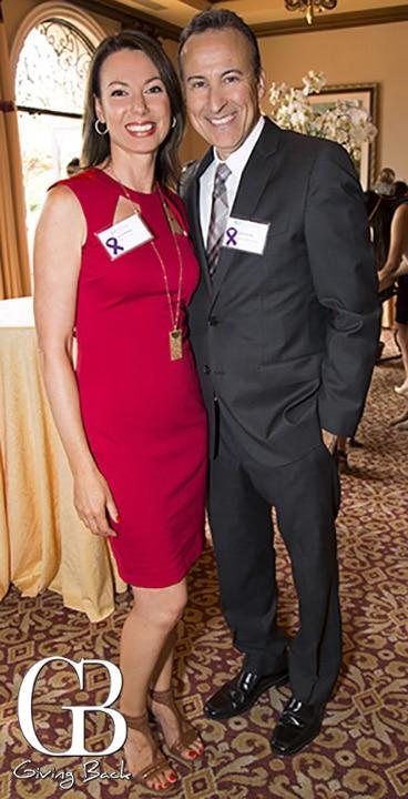 Eliza and Scott Friedman