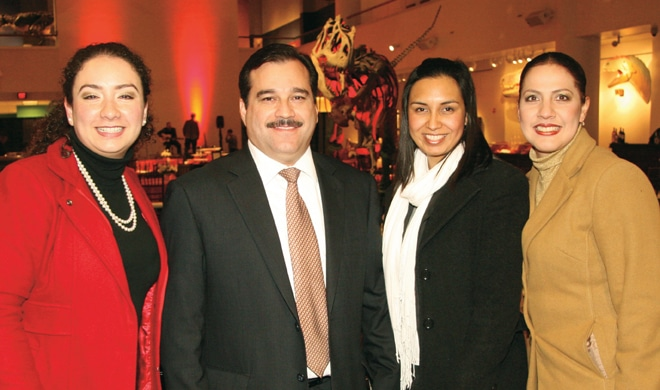 Elizabeth Peralta, Daniela Zamora, Marhta Morales and Raquel Hernandez.JPG