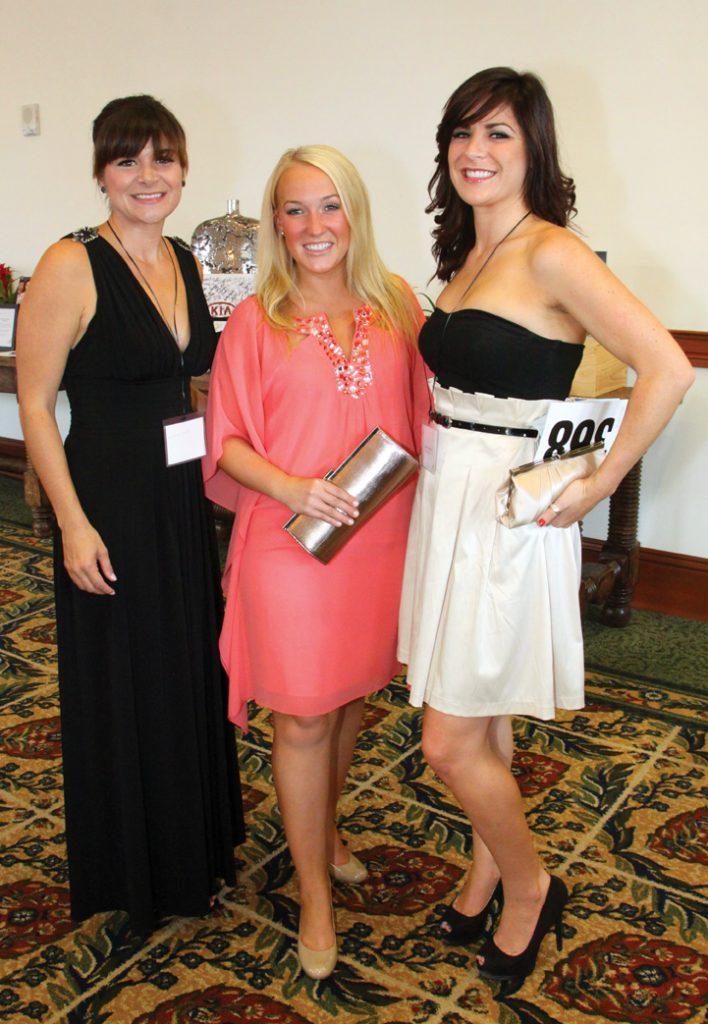 Elizabeth Ream, Kathryn Werner and Jamee Hanson.JPG