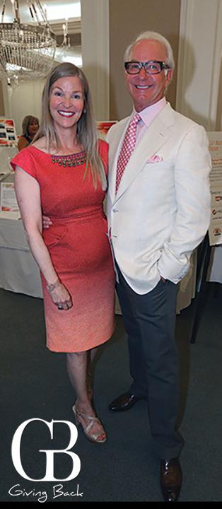 Elizabeth and Dene Oliver