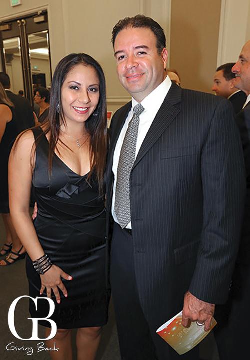 Elizabeth and Robert Acosta