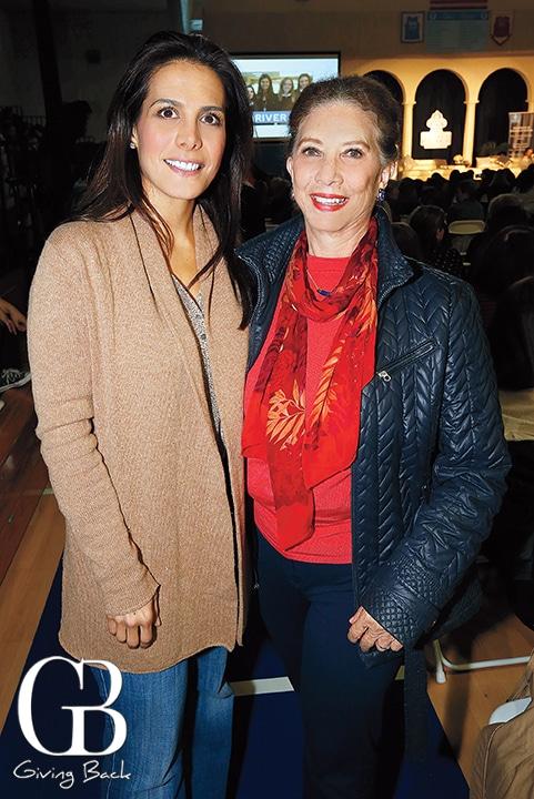Ella Barreto and Lourdes Barreto