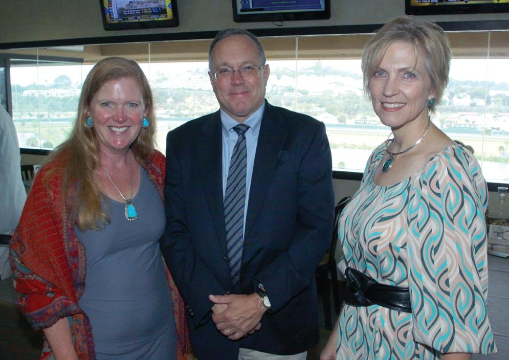 Ellen and Matt Burkhart with Leslie Mittanck.JPG