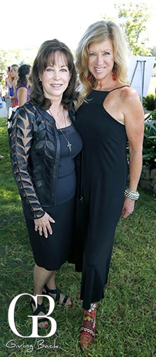 Ellen Bryson and Kristi Pieper