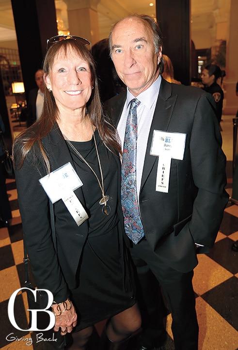 Ellen and Barry Scott