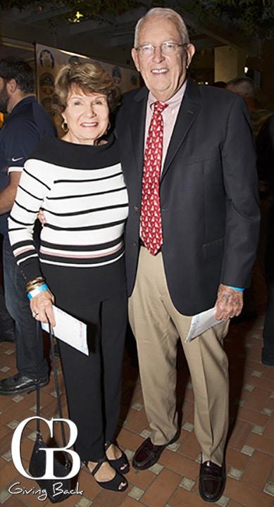 Ellen and Charlie MacVean